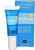 Shikai Borage Therapy - Soothing Eye Cream, Sooths Puffy Eyes and Tightens Fine Lines (0.5 Ounces)