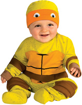 Rubie's Costume Co Yellow Teenage Mutant Ninja Turtle Dress-Up Set - Infant