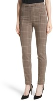 Tracy Reese Women's Plaid Stirrup Pants