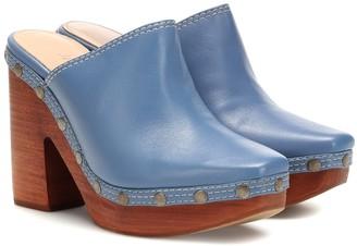 Jacquemus Les Sabots leather mules