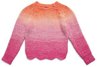 Ralph Lauren Kids Cotton Ombre Sweater (7-14 Years)