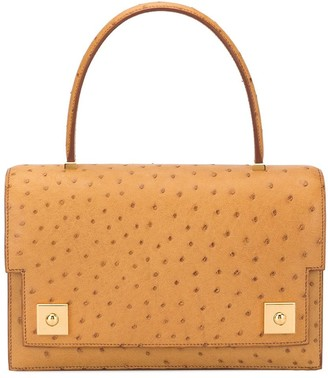 Hermes 1996 pre-owned Piano Hand Bag