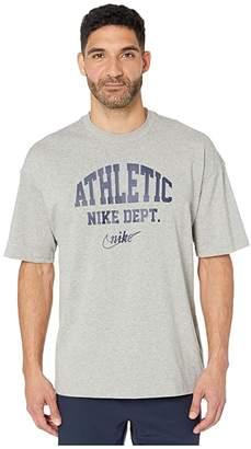 Nike NSW Short Sleeve Loose Tee University Athletic