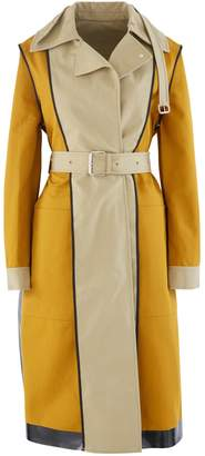 Proenza Schouler Reversible trench coat