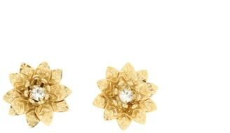 Rosaspina Firenze Narciso Gold Earrings