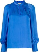 Zadig & Voltaire Titu satin blouse