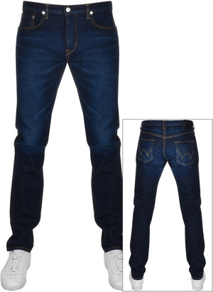 Edwin Kahihara Jeans Blue