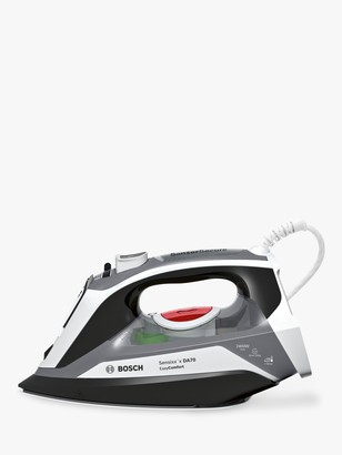 Bosch Sensixx'x DA70 Easycomfort Steam Iron, Grey