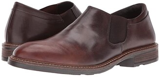 Naot Footwear Director - Hand Crafted (Brown Gradient Leather) Men's Shoes