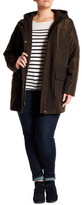 Lucky Brand Quilted Anorak Coat (Plus Size)