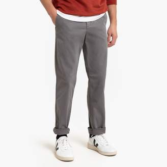 Benetton Straight Chinos in Stretch Cotton