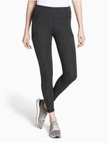 Calvin Klein Performance High Waist Zip Pocket Leggings