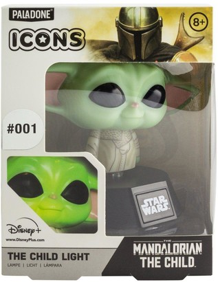 Star Wars Mandalorian The Child Baby Yoda Icon Light
