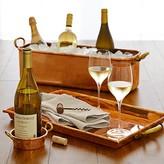Williams-Sonoma Williams Sonoma Copper Wine Bottle Coaster