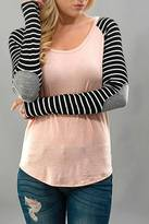 Trend:notes Long Sleeve Shirt