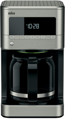 De'Longhi Delonghi Brewsense 12-Cup Drip Coffee Maker With Glass Carafe