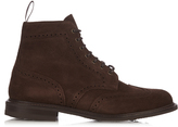 Church's Caldecott lace-up suede brogue ankle boots