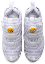 Vetements x Reebok Logo Instapump Fury Sneakers