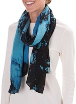 Woolrich Campfire Wrap Scarf (For Women)