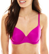 JCPenney Ambrielle Everyday Back-Smoothing Full-Coverage Bra