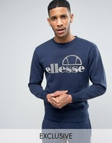 Ellesse Sweatshirt With Large Logo