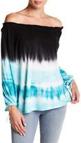 Jessica Simpson Ellita Off-the-Shoulder Blouse