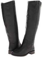 Type Z Carmene (Black Leather) - Footwear