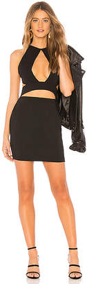 by the way. Missy Keyhole Cut Out Dress