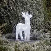 Kaleidoscope Small Acrylic Reindeer with LEDs