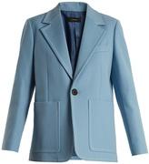 Joseph Annab wool and cotton-blend twill jacket
