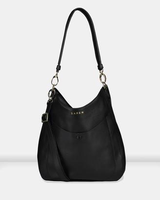 Saben Bex Leather Shoulder Bag
