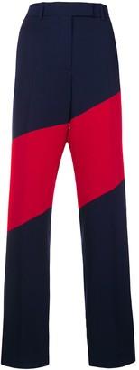 Calvin Klein Bicolour Trousers