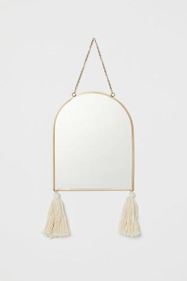 H&M Mirror with tassels