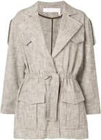 See by Chloe tied jacket