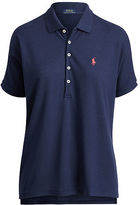 Polo Ralph Lauren Poncho Mesh Polo Shirt