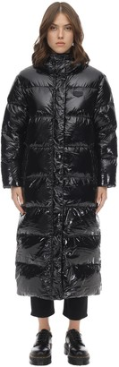 Duvetica Zuben Long Nylon Down Jacket