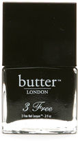 Butter LONDON 3 Free Nail Lacquer, Union Jack Black 0.3 fl oz  selected color: Union Jack Black Everyday Free Shipping This item must be shipped via ground transportation. Auto Delivery Eligible 100% color guarantee Email A Friend Write a review