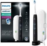 Philips Sonicare ProtectiveClean 5100 Black Electric Toothbrush & Additional Toothbrush Head HX6850/10