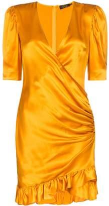 De La Vali Shanna silk dress