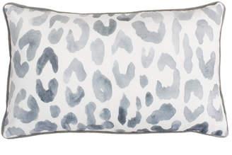 """Thro Dnu - Miron Cheetah Velvet Pillow, 12"""" x 20"""""""