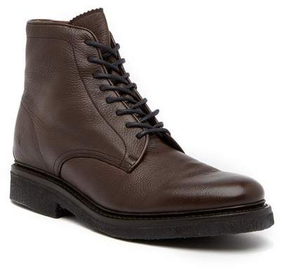 Frye Country Lace-Up Leather Boot