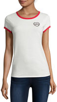 Arizona Short-Sleeve Ringer Tee- Juniors