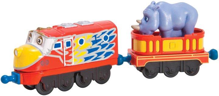Wilson Chuggington StackTrack Parrot with Rhino Car