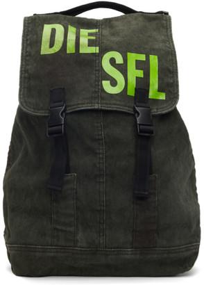 Diesel Green Granyto Backpack