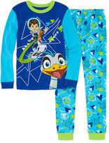 Disney Collection Miles 2-pc. Cotton Pajama Set - Boys 8-20