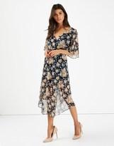 Pepe Jeans Floral Printed Dress