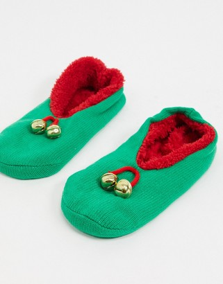 Brave Soul elf slipper socks