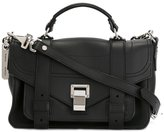 Proenza Schouler tiny PS1 satchel - women - Leather - One Size
