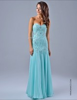 Nina Canacci - 7121 Dress in Mint