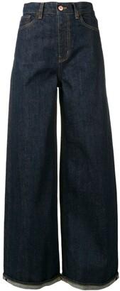 YMC Wide-Leg Jeans